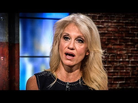 Kellyanne Conway Has No Idea What's Going On At The White House