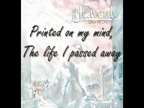 Heavenly - Dust To Dust (Lyrics)