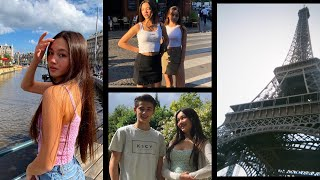 i got lost in a foreign country /( Amsterdam, Ireland, London, Paris vlog)