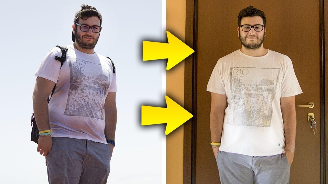 8 kg in un mese