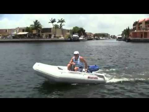 9 6' Inflatable Boats