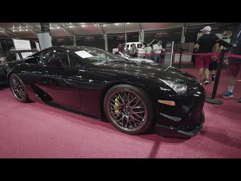 NASCAR Hall of Famer Jeff Gordon's Top 5 Cars from Barrett-Jackson Scottsdale