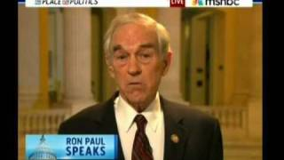 Ron Paul On 2012, Taxes, Unions & More (Cenk Uygur MSNBC Interview)(, 2011-03-03T03:45:15.000Z)