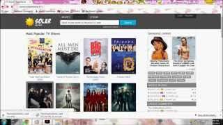 How To Download Movies On SolarMovie on PC/COMPUTER