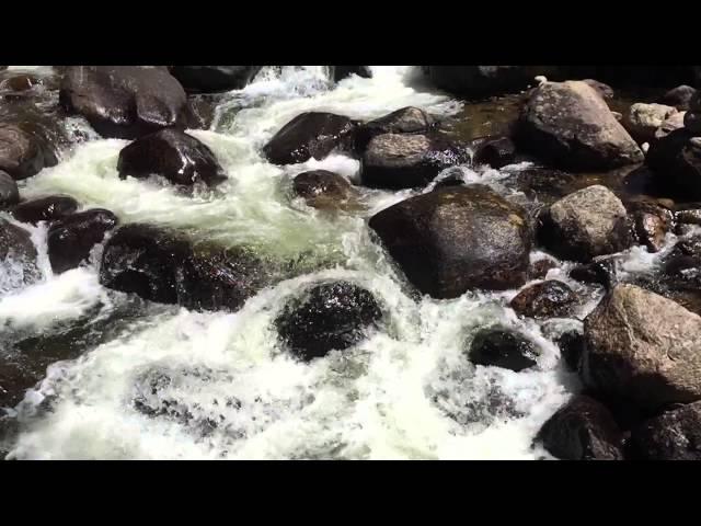 Roaring Fork River on the Hunter's Creek Trail in Aspen, CO