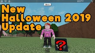 Roblox Lumber Tycoon 2 NEW UPDATE | Halloween Update 2019 | RobinKing