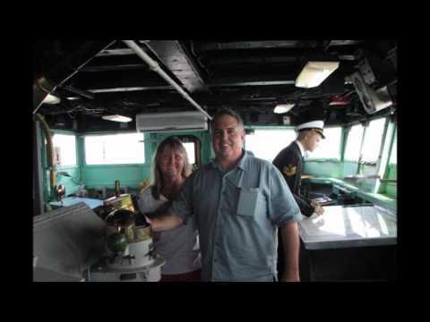 USS Ainsworth FF-1090 , Inciralti Sea Museum July 12, 2014