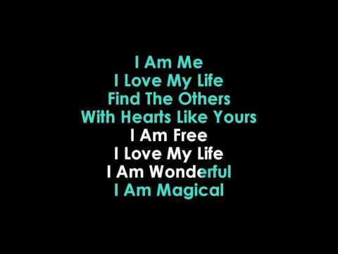 Robbie Williams  Love My Life karaoke (guide vocals)