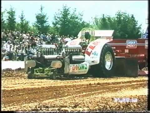 Tractor Pulling Krumbach 2002  3.5t Modified Part1