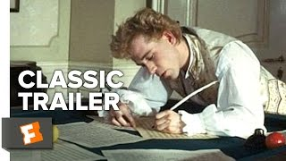 Amadeus (1984) Official Trailer - F. Murray Abraham, Mozart Drama Movie HD