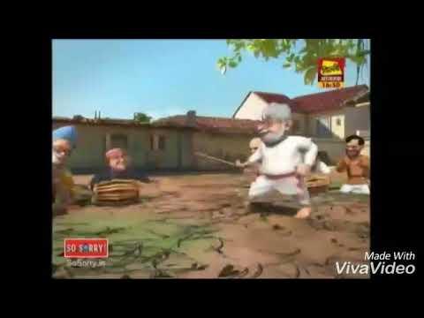 Babam bam bamleri dubbing song by KAILASH kher