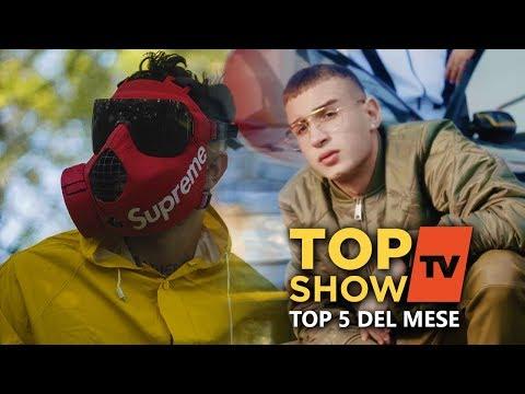 TOP 5 CANZONI RAP DEL MESE (classifica ottobre 2017)