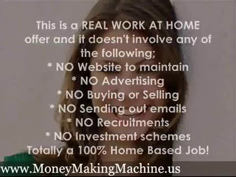 Work At Home & Get Paid Daily Earn $3000 Per Week