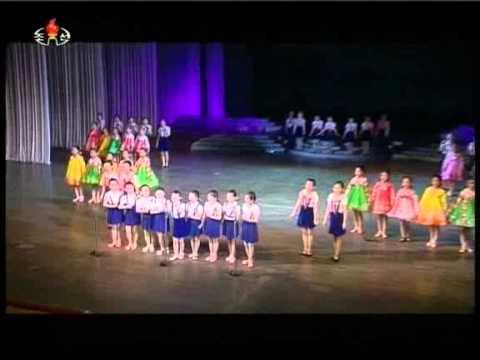 [Concert] Schoolchildren's performance (June 2013) {DPRK Music}