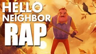 HELLO NEIGHBOR RAP | ZARCORT Y PITER.G