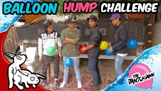 Balloon Hump Challenge