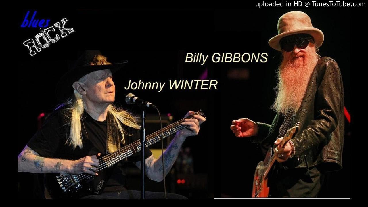 Johnny WINTER Avec Billy GIBBONS