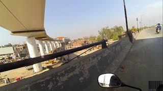 [Vlog] Metro Train Orange Line, Raiwind Road, Thoker Niaz Baig | Lahore