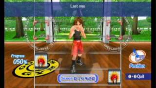 Gold's Gym: Cardio Workout Review (Wii)