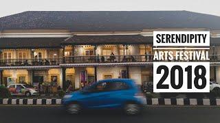 SERENDIPITY ARTS FESTIVAL 2018
