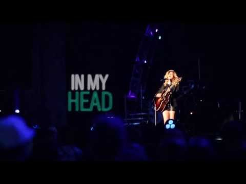 All In My Head - Tori Kelly (Lyric Video)
