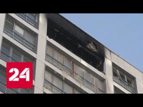 Ночной пожар в Балашихе: в квартире, где делали ремонт, погибли двое рабочих - Россия 24