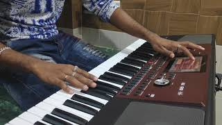 Khanderaya zali mazi daina Marathi song On Piano