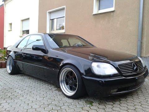 Mercedes Benz C140 CL – суперлюксовое купе за минимальные деньги!