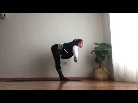Clase de yoga en vivo 💞🤗🙏🏻