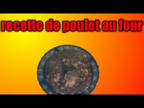 recette-de-poulet-au-four