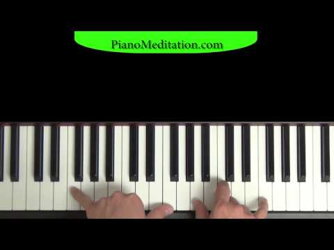 I Surrender (Hillsong) - How to Play Contemporary Christian Piano