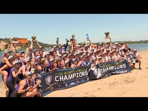 2018 Pac-12 Rowing Championships: Washington men, women celebrate back-to-back titles