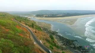 Ratnagiri | AareWare Beach | Aerial View