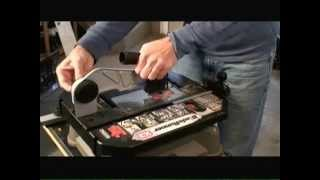 Rockwell Tools BladeRunner X2 Table Saw Review