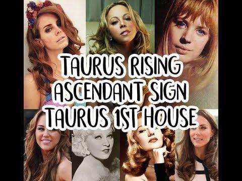Taurus Ascendant Taurus Rising Taurus In The 1st House Youtube