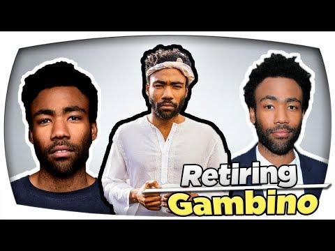 Childish Gambino Retiring