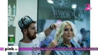 Bogdan Krstic Hairdresser o Humanitarnoj reviji