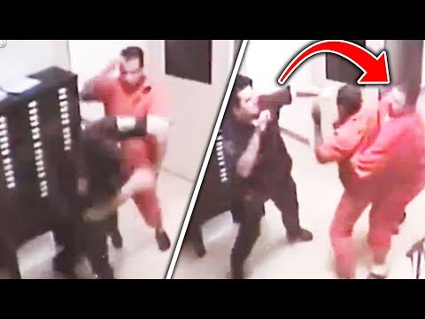 Top 5 Prisoners WHO SAVED GUARDS LIVES!