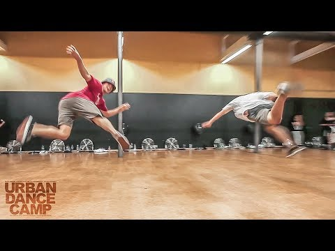Don't Wanna Fall In Love - Kyle / Carlo Darang & Chris Martin Choreography / URBAN DANCE CAMP