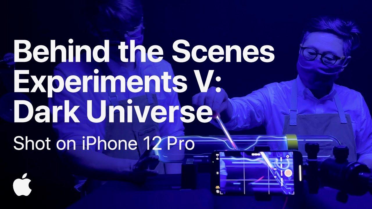 Behind the Scenes - Experiments V: Dark Universe - Un video dietro le quinte molto interessante