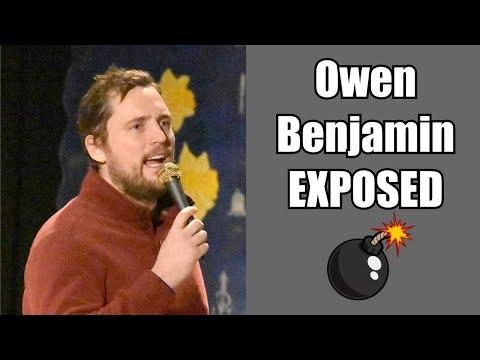 The Rise And Fall Of Owen Benjamin  (Owen Benjamin Exposed)