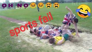 Funny sports fail*****lol*****😂😂॥Maihtab Singh