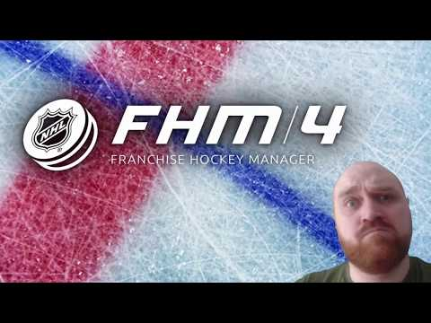 Franchise Hockey Manager 4 - Review