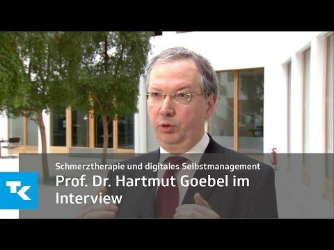 Prof. Dr. Hartmut Goebel im Interview | Schmerztherapie und digitales Selbstmanagement