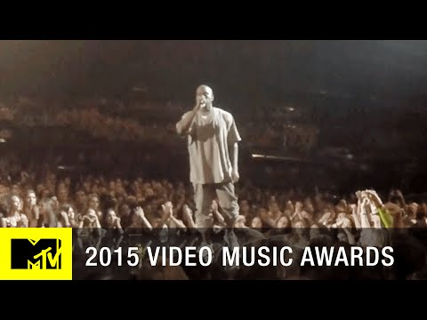 360 VR: Kanye West VMA Vanguard Speech Highlights | MTV VMA 2015