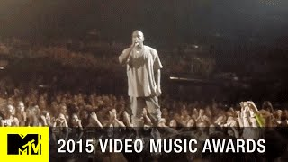 360 vr kanye west vma vanguard speech highlights mtv vma 2015