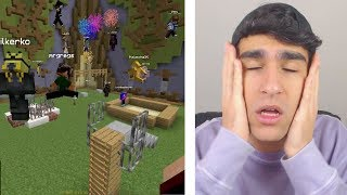 NIEMAND BEGRIJPT MIJN SPEELTUIN! - Minecraft Build Battle