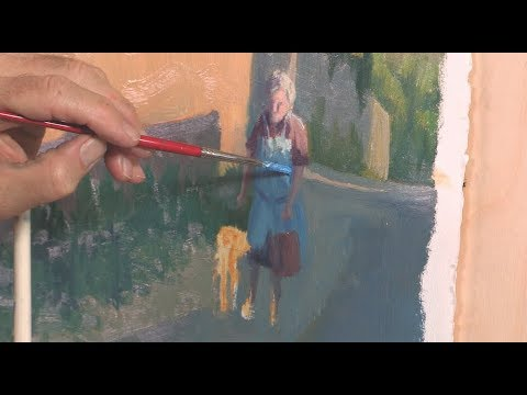 P  Mastering Composition from Photos: Narrative Art with Ian Roberts