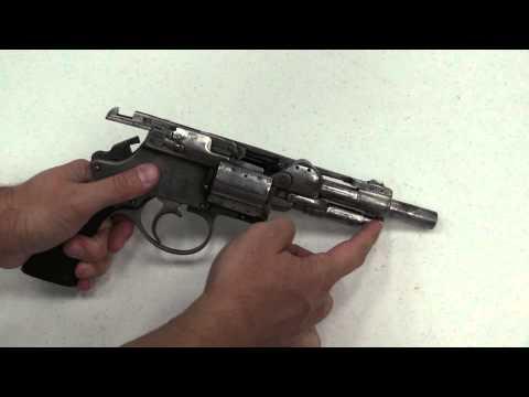 Handmade Auto-Revolver at RIA