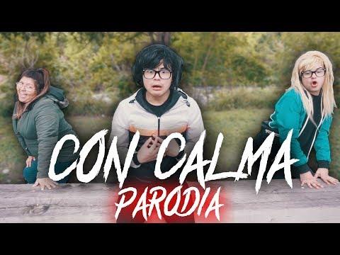 Daddy Yankee & Snow - Con Calma (PARODIA)